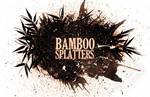 Bamboo Splatter Brushes