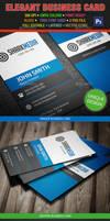 Elegant Business Card Template 01