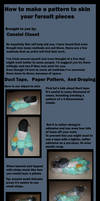 How to make a pattern Duct by CassiniCloset