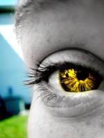 Sun or Sunflower? by xRuinEverythingx