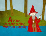 A is for Archchancellor