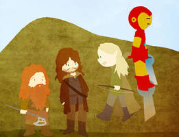 Better Clench Up Legolas by whosname