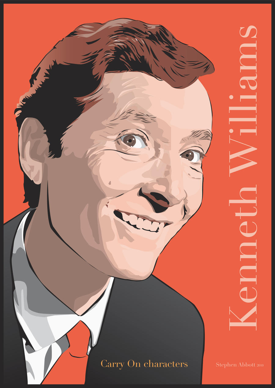 Kenneth Williams by