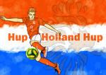 voetbal - Netherlands