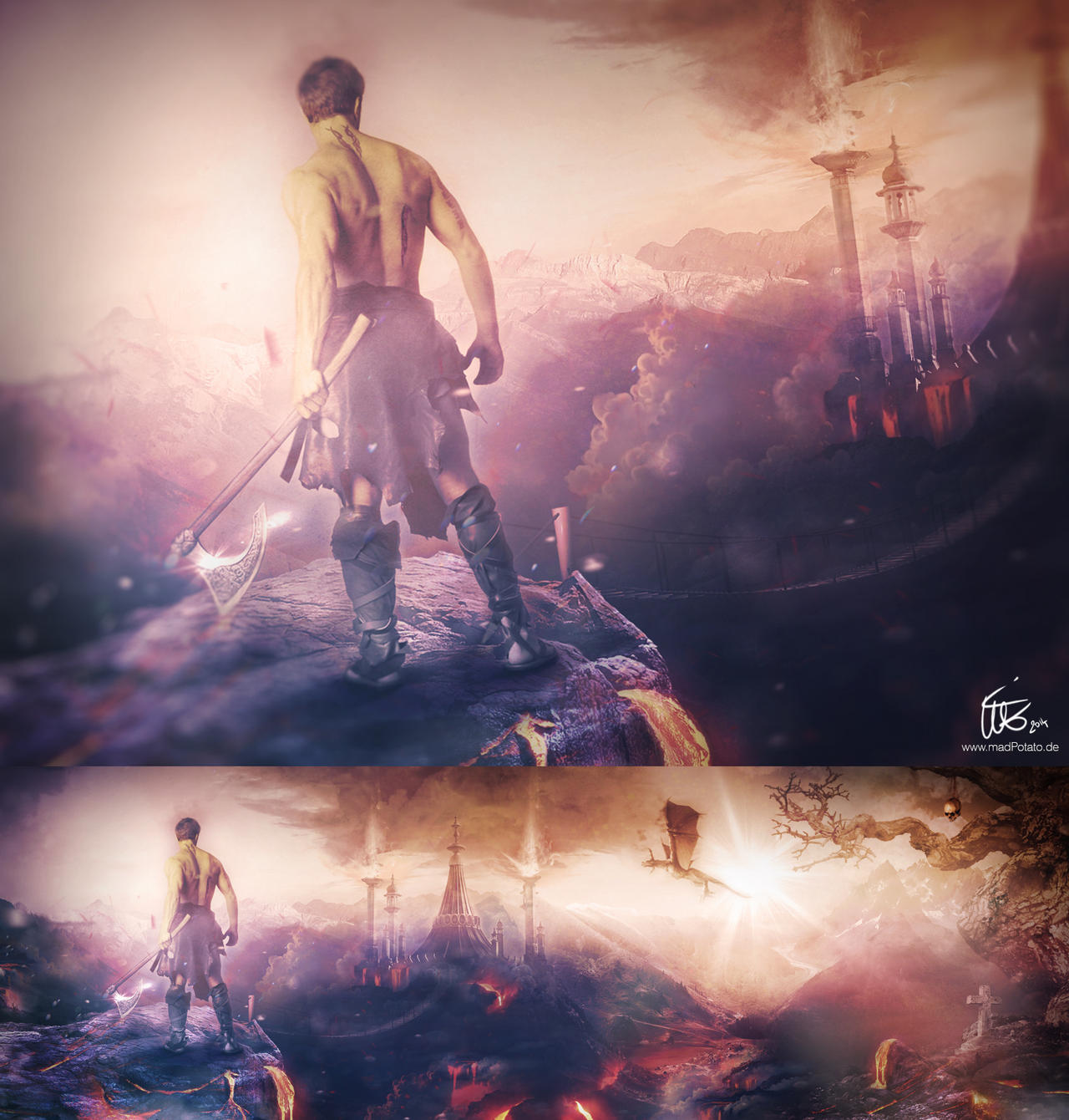 Fantasy 01 by MadPotato
