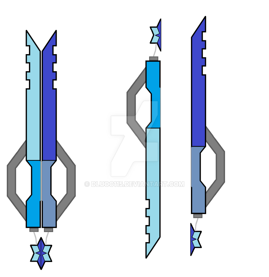 Untitled keyblade8 by dluoc115