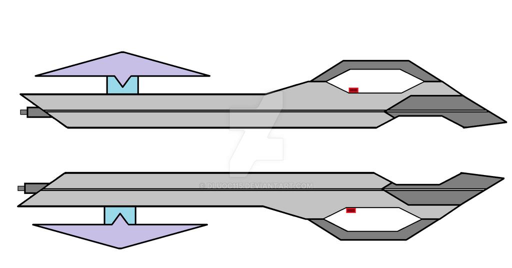 Galax key gun by dluoc115