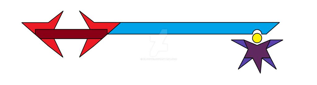 Untitled keyblade8 by dluoc115