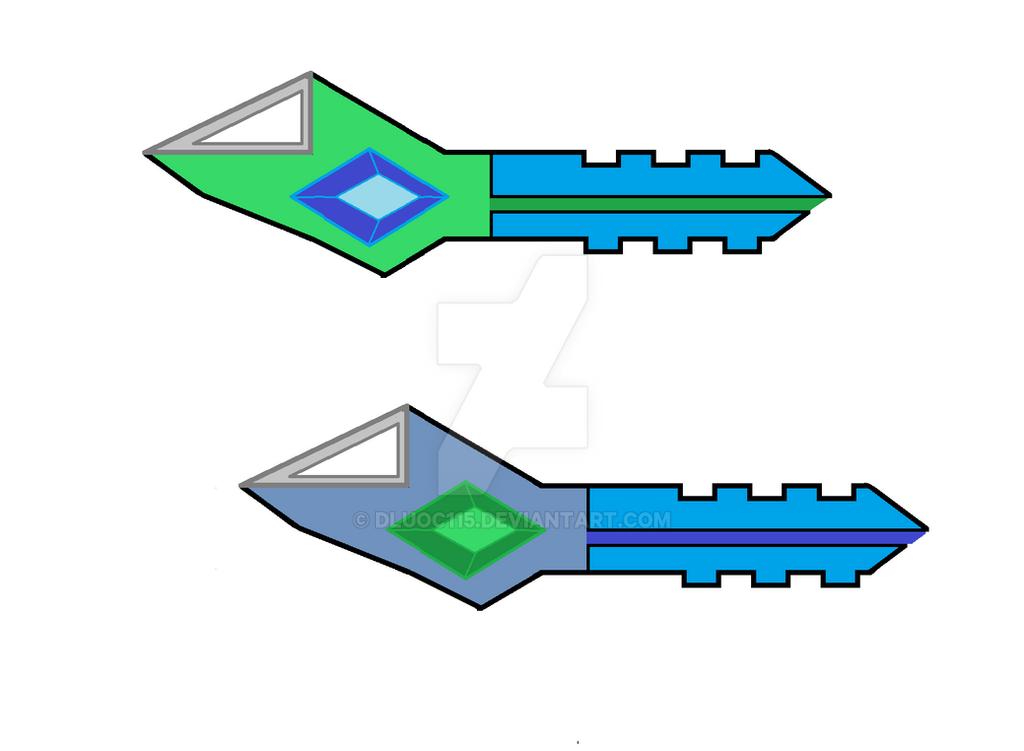 Nimaj Keyblade+ by dluoc115