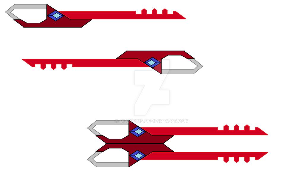 Nebx Keyblade by dluoc115