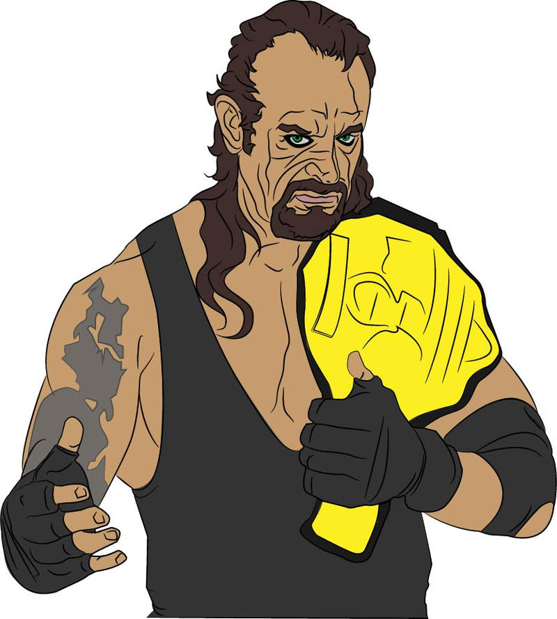 WWE Undertaker Wrestling Champion by jpatterson