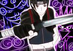 [Fan Art] Sai from Naruto