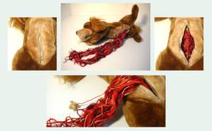 Sad Puppy by seneschal