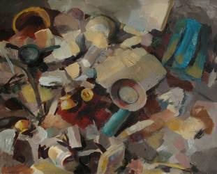 On the Floor by seneschal