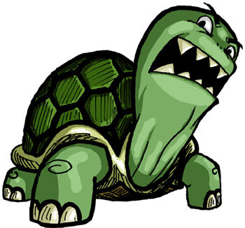 angry turtle logo -#main