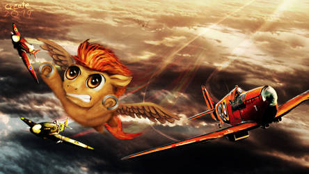 Spitfire by Recreate4Life