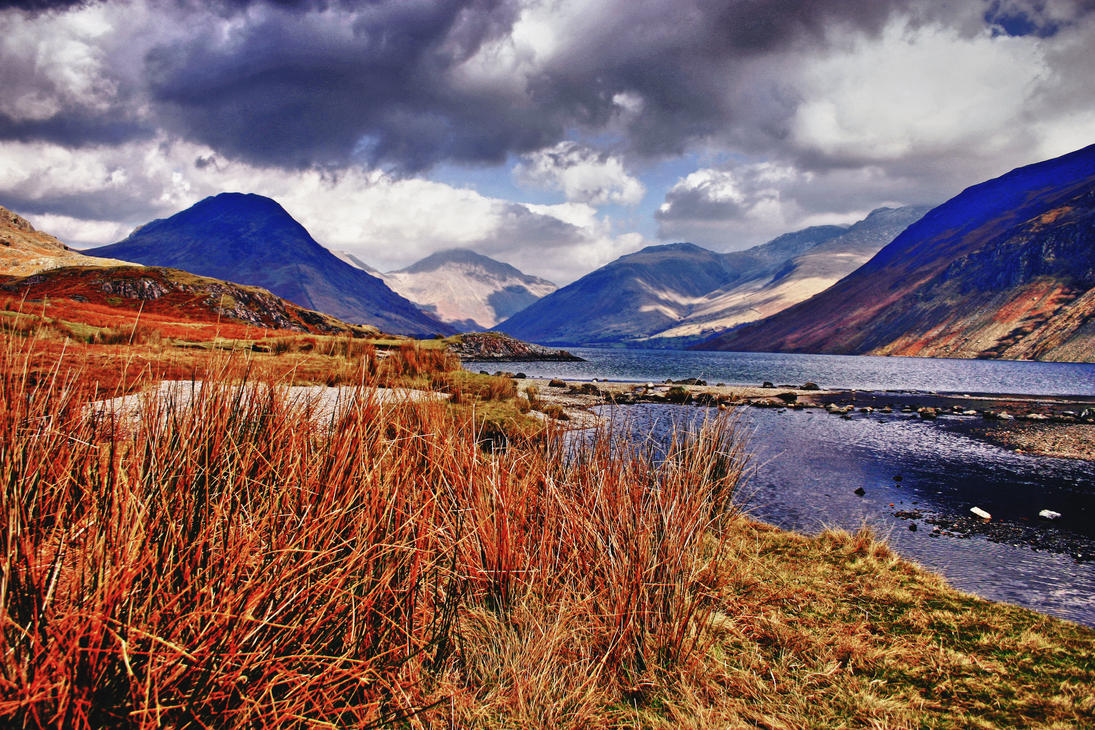 Wastwater Delight by Capturing-the-Light