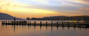 Coniston Dawn by Capturing-the-Light