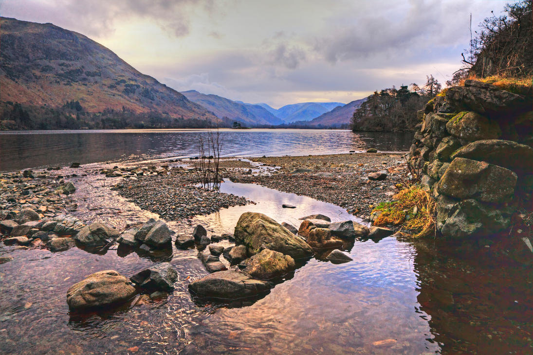 Ullswater Morning by Capturing-the-Light
