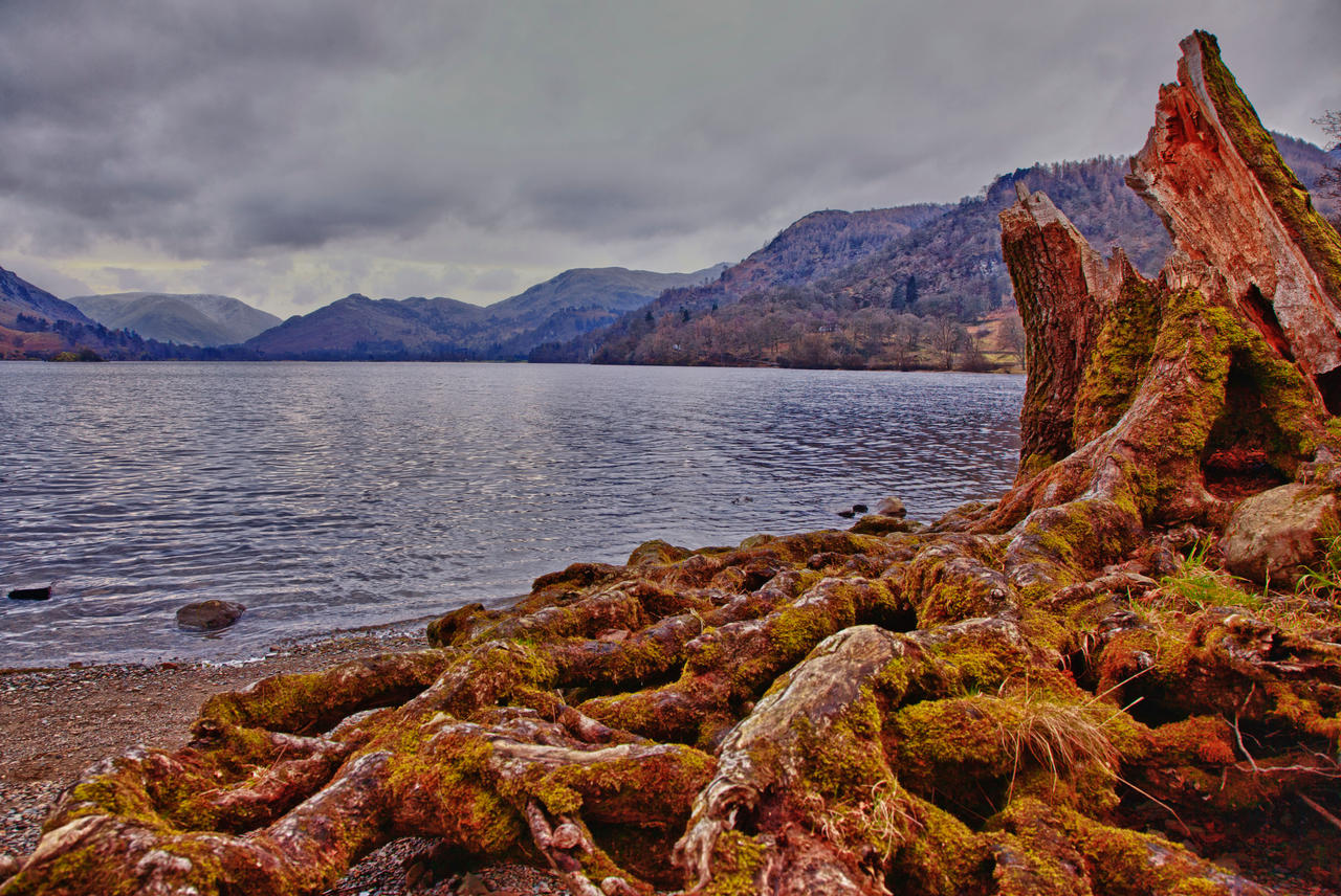 Route to Ullswater! by Capturing-the-Light