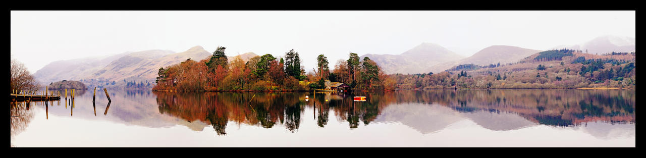 Derwentwater by Capturing-the-Light