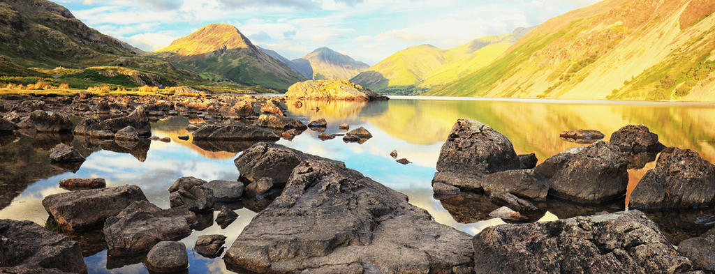 Wastwater Days End by Capturing-the-Light