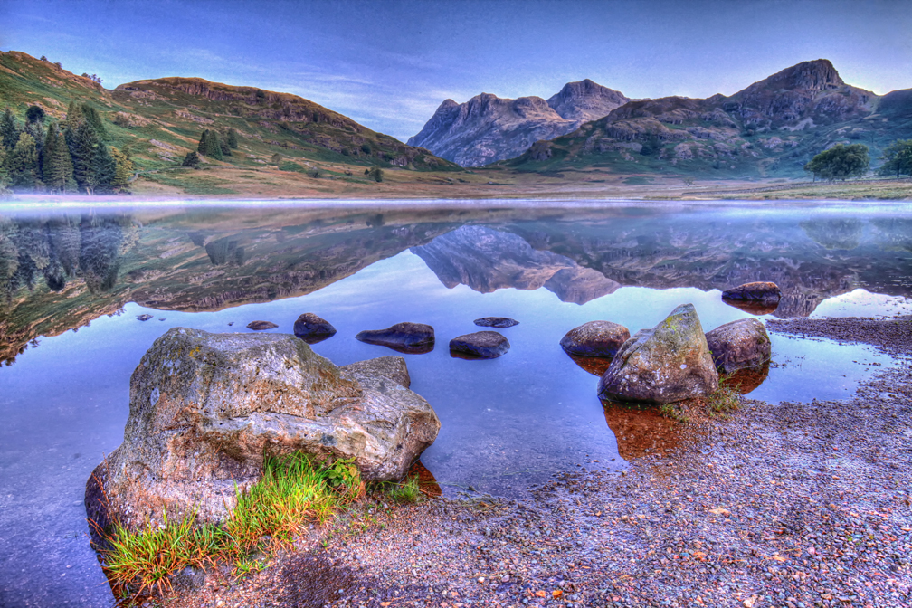 Blea Tarn by Capturing-the-Light