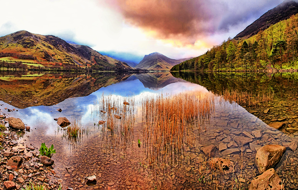 Lakeland Morning by Capturing-the-Light