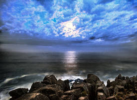 Rhapsody in Blue by Capturing-the-Light