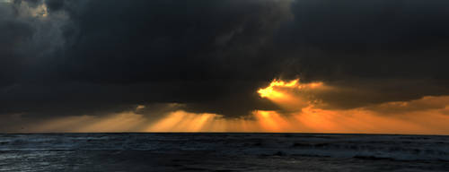 Ray of Hope by Capturing-the-Light