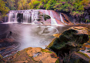Coal Creek Falls by Capturing-the-Light