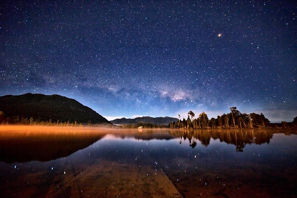 Lake Brunner  by Capturing-the-Light