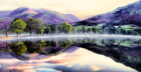 Time To Reflect-Buttermere