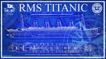 RMS Titanic Blueprints by dunebat