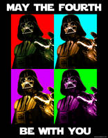 May the Fourth, Warhol Style