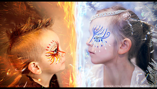 The Children of Fire and Ice.