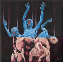 Transcendence by DeliroArt
