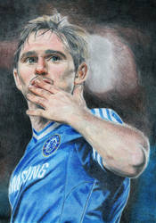 Frank Lampard by kaixax555