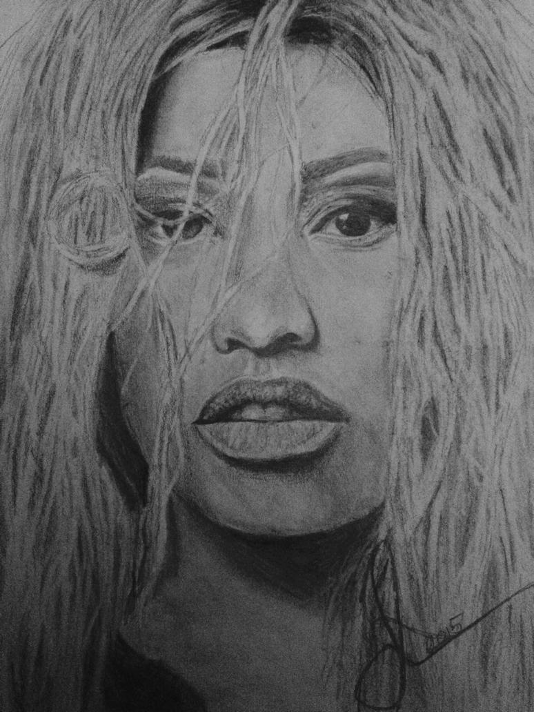 Nicki Minaj by ArtistJulez