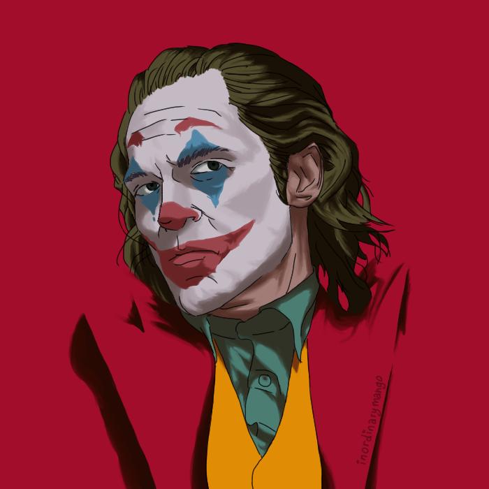 Joker 2019 By Inordinarymango On Deviantart