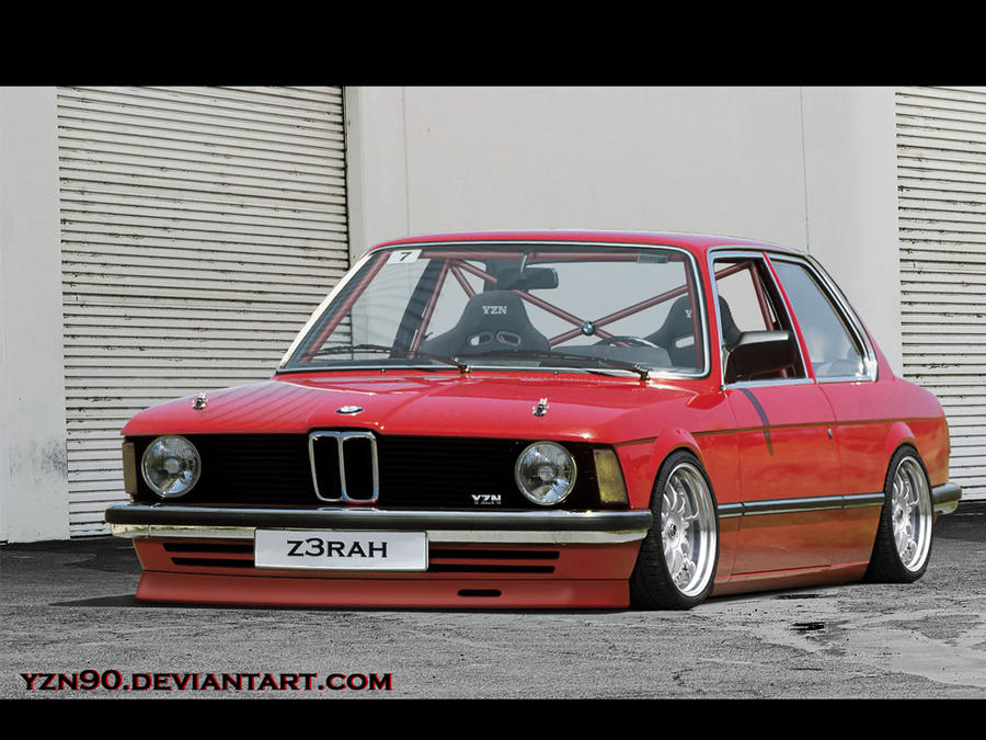 I Challenge You To Build An E21 M3