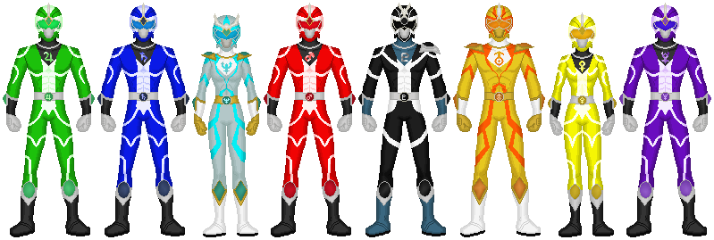 Planet Sentai Astronger by exguardian