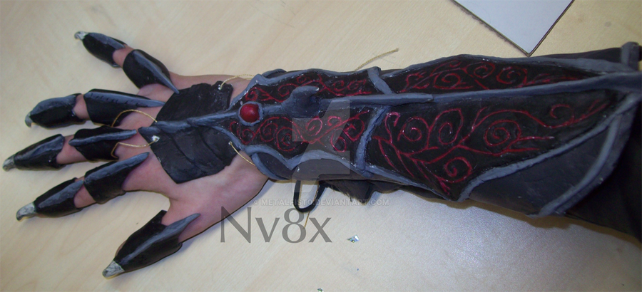 armour artwork claws dark - photo #24