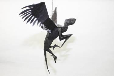 Drakan - BlackWing Papercraft