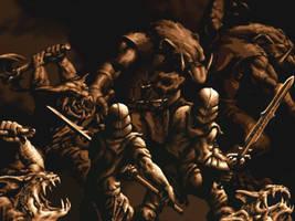 Drakan - 3 - The armies gather by Metalfist0