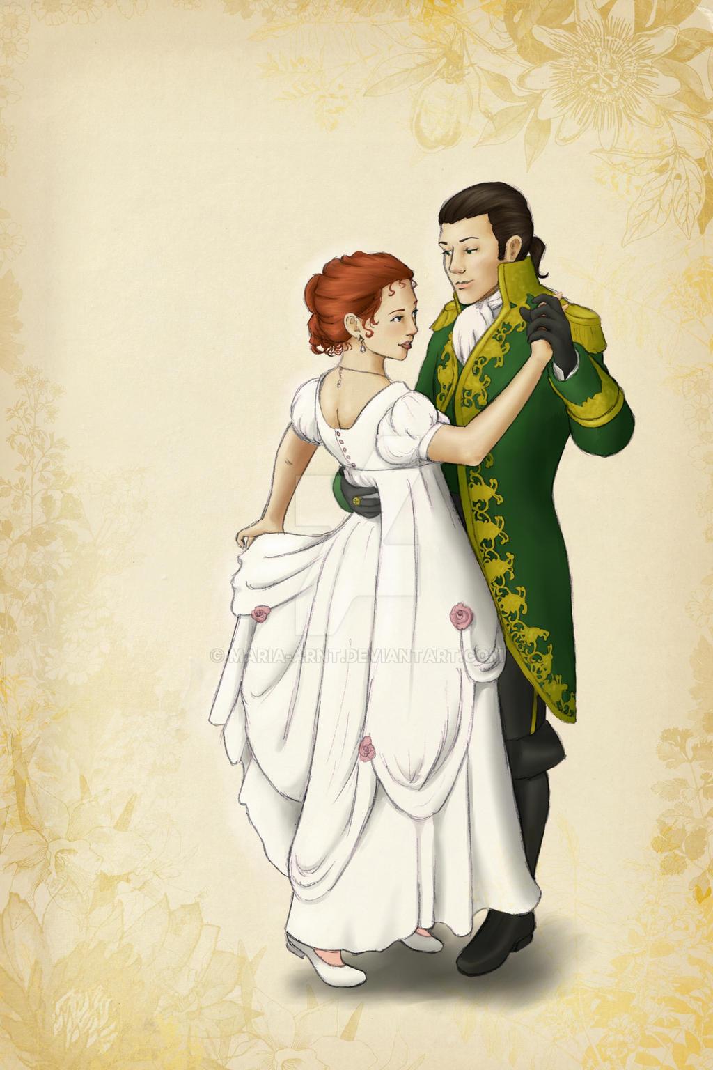 .:A Dangerous Dance:. by MariaArnt