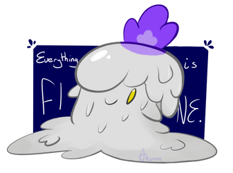 Litwick - Everything is Fine. by akumatos