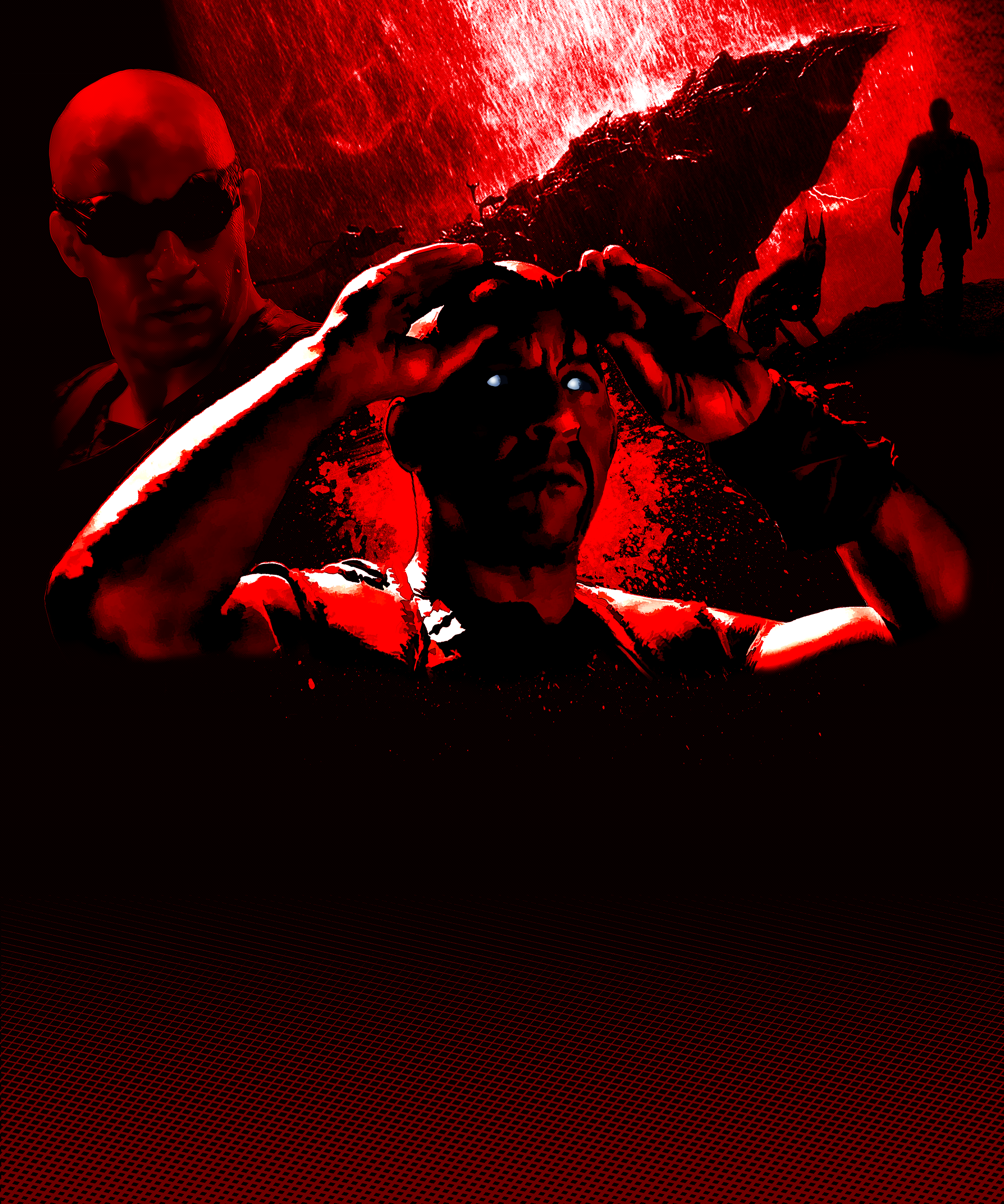 Rule the Dark - Blood Red - Poster by King-666 on DeviantArt