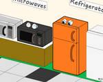 Discount Appliance Store Mishap