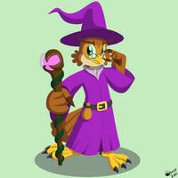 Magellan, Owl Wizard